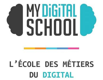 logo My digital School